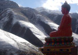Lo sky burial: la sepoltura celeste del Tibet.