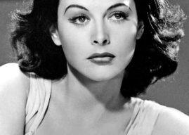 Hedy Lamarr: la diva di Hollywood che inventò il Wi-Fi.