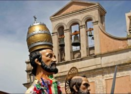 I «paolones» di Aragona (AG).